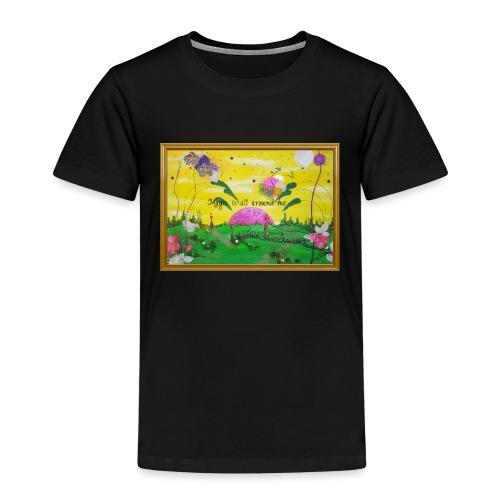 Magic ist um mich herum - Kinder Premium T-Shirt