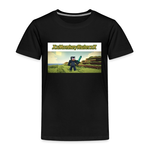 XxMonkeyRulerxX New Design - Kids' Premium T-Shirt
