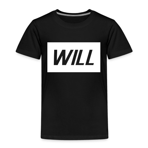 Official Will Clothing - Kids' Premium T-Shirt
