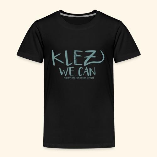 KlezWeCan Klezmerorchester Erfurt - Kinder Premium T-Shirt