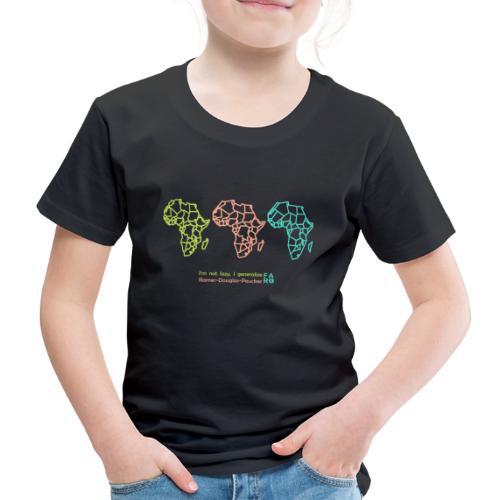 Ramer-Douglas-Peucker Algorithm -Africa - Kids' Premium T-Shirt