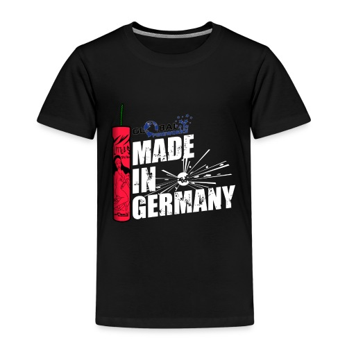 Global Fireworks Knaller - Kinder Premium T-Shirt