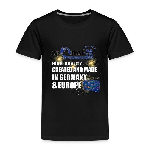 Golbal Fireworks - Kinder Premium T-Shirt