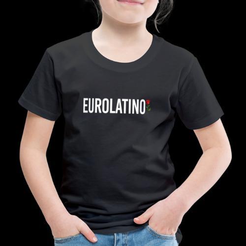 Eurolatino - Maglietta Premium per bambini