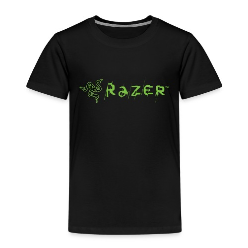 Razer Logo Transparent Background - Kids' Premium T-Shirt