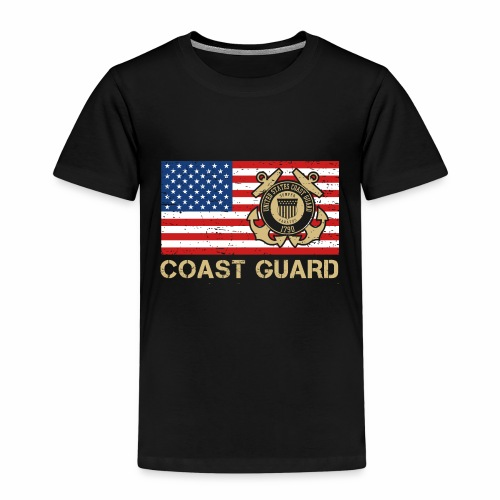 Coast Guard - Kinder Premium T-Shirt