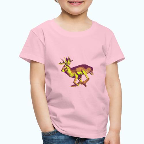 Fantasy Wolpertinger - Kids' Premium T-Shirt