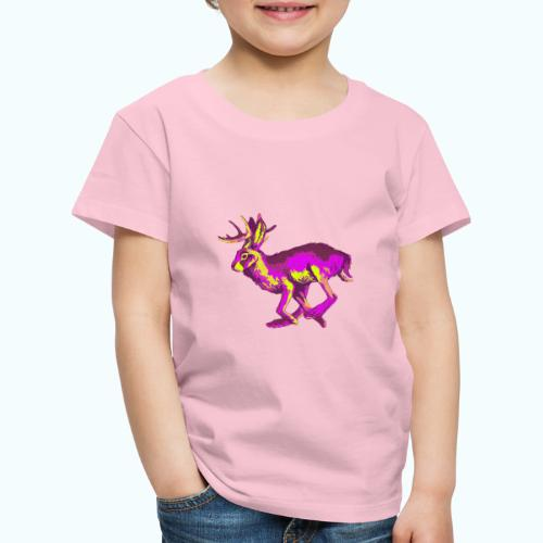 Wolpertinger - Kids' Premium T-Shirt