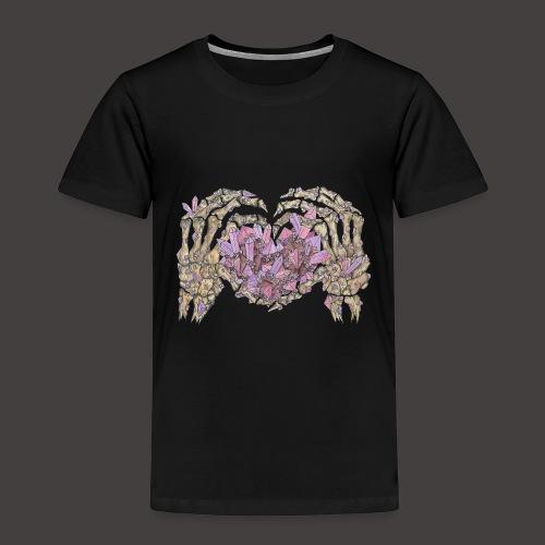 L amour Cristallin couleur - T-shirt Premium Enfant