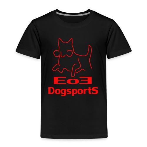 EoE Logo in rot - Kinder Premium T-Shirt