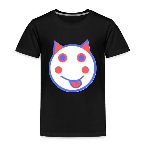 Red White And Blue - Alf Da Cat - Kids' Premium T-Shirt