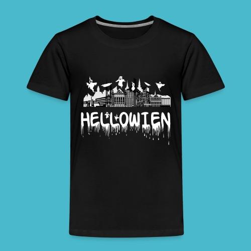 Helloween - Hellowien - Hello Wien - Kinder Premium T-Shirt