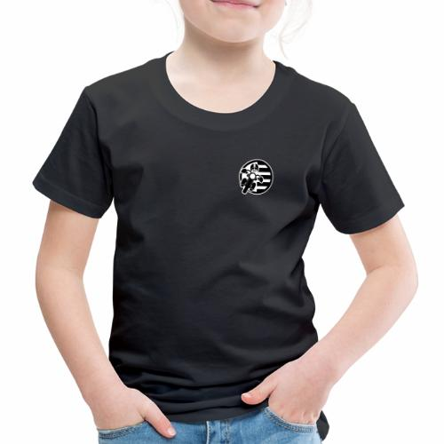 BZH Rider (avec fond) - T-shirt Premium Enfant