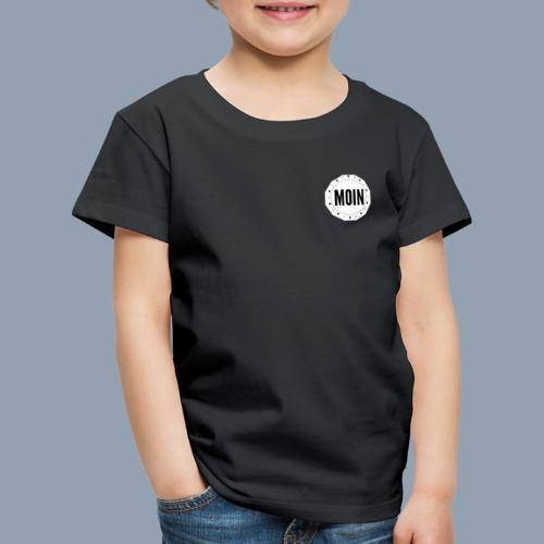 Moin - typisch emsländisch! - Kinder Premium T-Shirt
