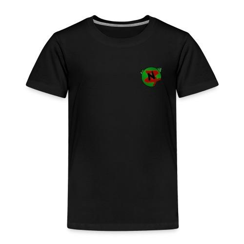 Neko Zombie + Gnar - Camiseta premium niño