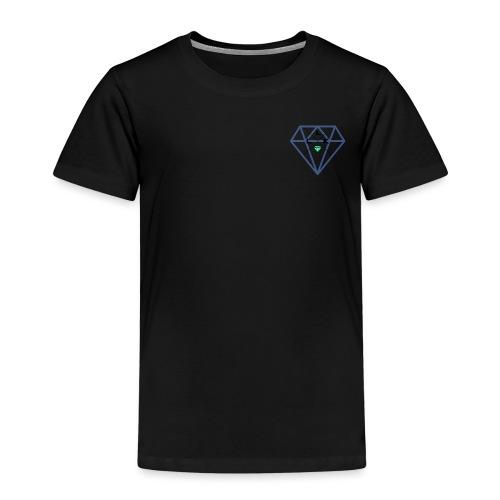 LLK Logo mit FarbDiamant - Kinder Premium T-Shirt