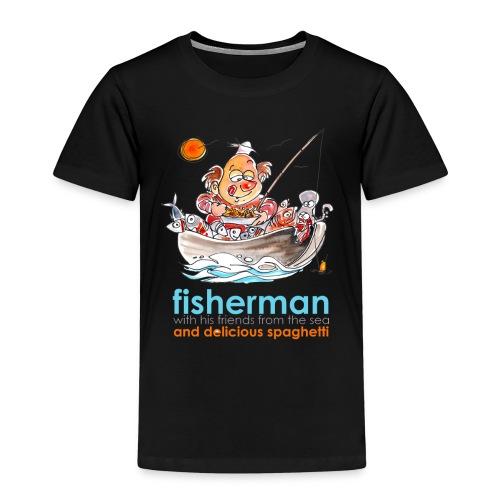Fisherman - Maglietta Premium per bambini