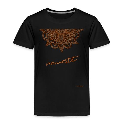 namaste_2.png - Maglietta Premium per bambini