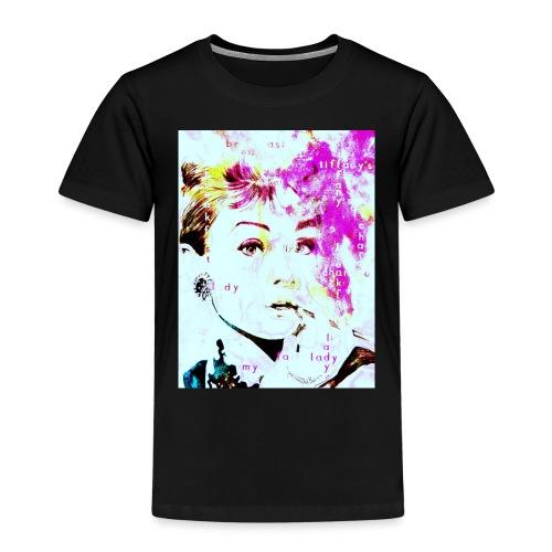 Audrey - Kinder Premium T-Shirt