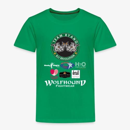 andy murphy back 0617 png - Kids' Premium T-Shirt