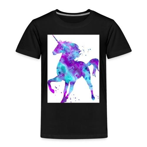 Kids shirt unicorn cooper - Kids' Premium T-Shirt