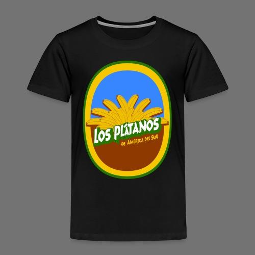 Los Platanos - Lasten premium t-paita