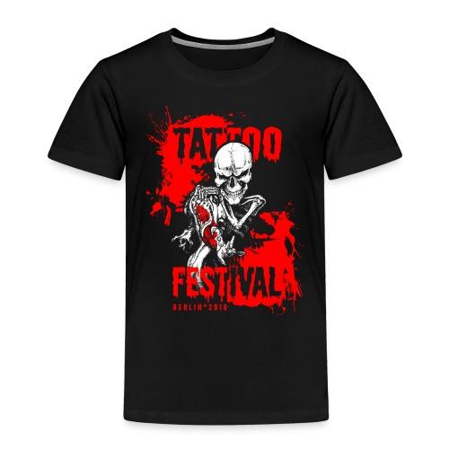 Tattoo Festival Berlin 2018 - Kinder Premium T-Shirt