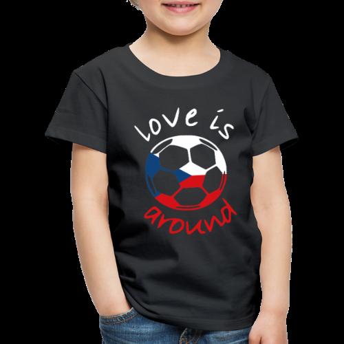 libaCZECHflag - Kids' Premium T-Shirt