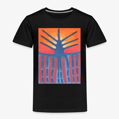 drzewo prehistoryczne 1 - Koszulka dziecięca Premium