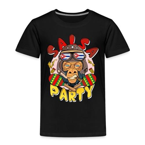 El Cubanito 002Ba - Kids' Premium T-Shirt