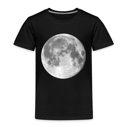 lune png - T-shirt Premium Enfant