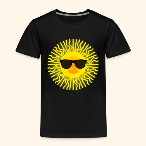 Sol de Canarias - Camiseta premium niño