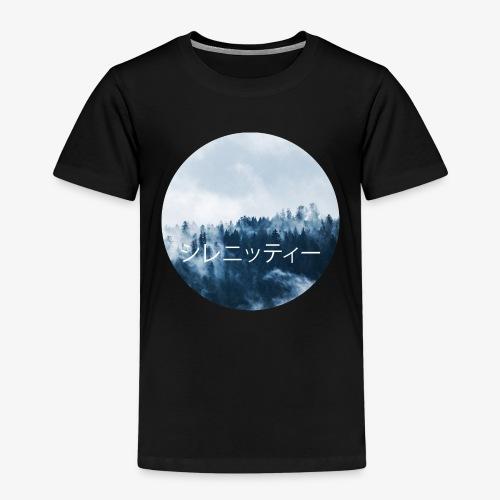 Serenity - Premium-T-shirt barn