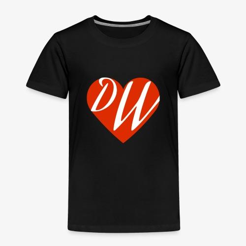 DW Love - Kids' Premium T-Shirt