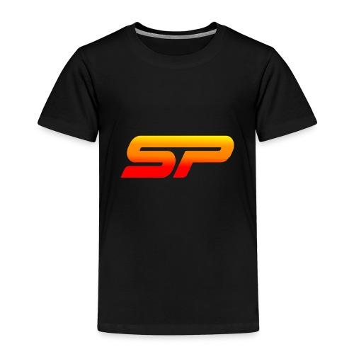 Vuurige vorm - Kinderen Premium T-shirt