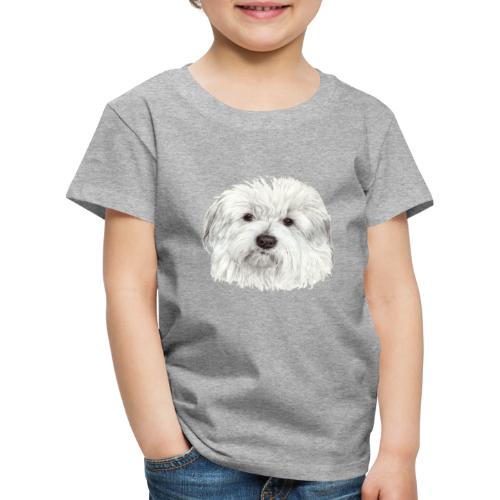 coton-de-tulear - Børne premium T-shirt