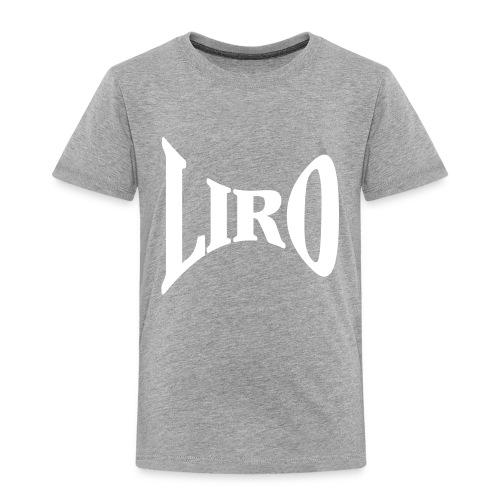 Wide Geometry Logo - Kinderen Premium T-shirt