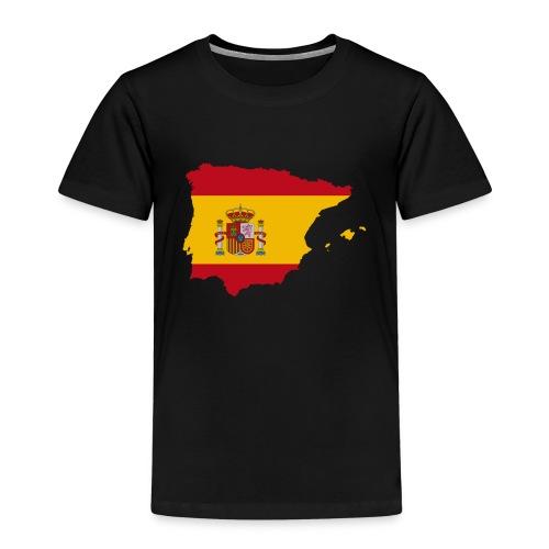 Spanish Flag - Camiseta premium niño