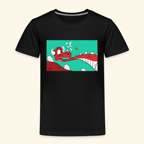 008 Dragon - Kids' Premium T-Shirt