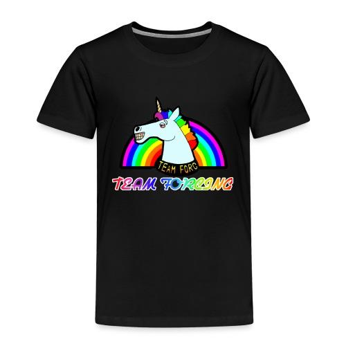 Logo officiel de la team forcing - T-shirt Premium Enfant