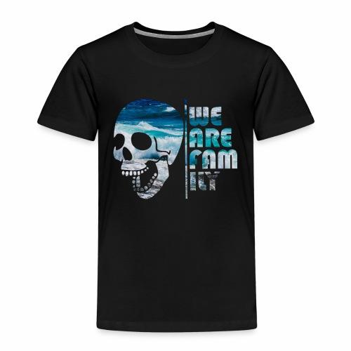 we are family Ocean - Maglietta Premium per bambini