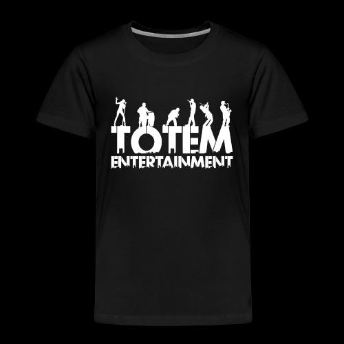 TOTEM Entertainment Logo - Kids' Premium T-Shirt