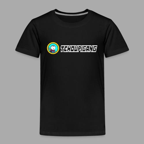 """Seconde collections """"BLANC"""" - T-shirt Premium Enfant"""