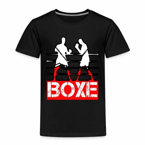 BOXE - Maglietta Premium per bambini
