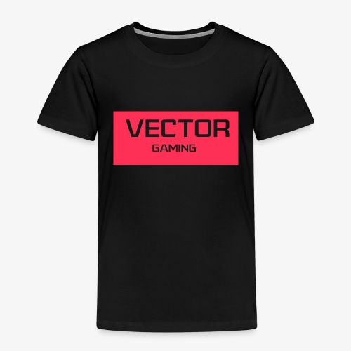 Coral Vector Gaming Logo - Kids' Premium T-Shirt
