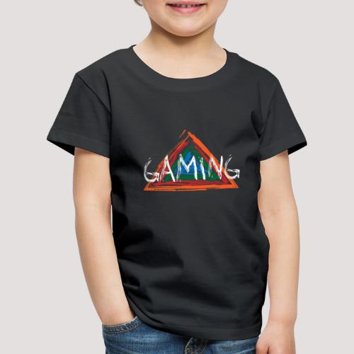 Gaming Graffiti Style - Kinder Premium T-Shirt