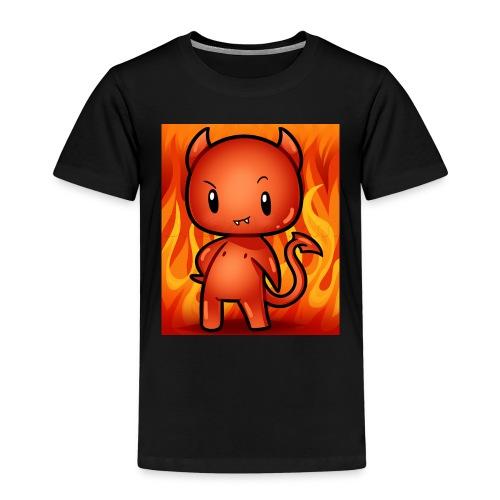 cute devil - Kids' Premium T-Shirt