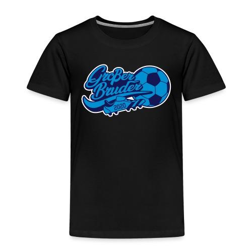 Großer Bruder 2020 - Kinder Premium T-Shirt