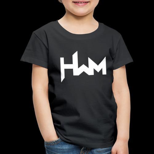 HWMLogo - Kinderen Premium T-shirt
