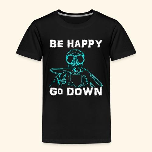 BeHappy001 - Kinderen Premium T-shirt